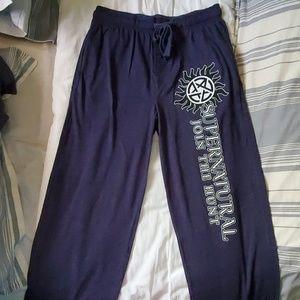 Supernatural lounge pants